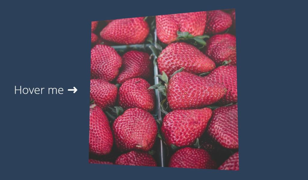 This is one of the examples of 3d image gallery effect using css.