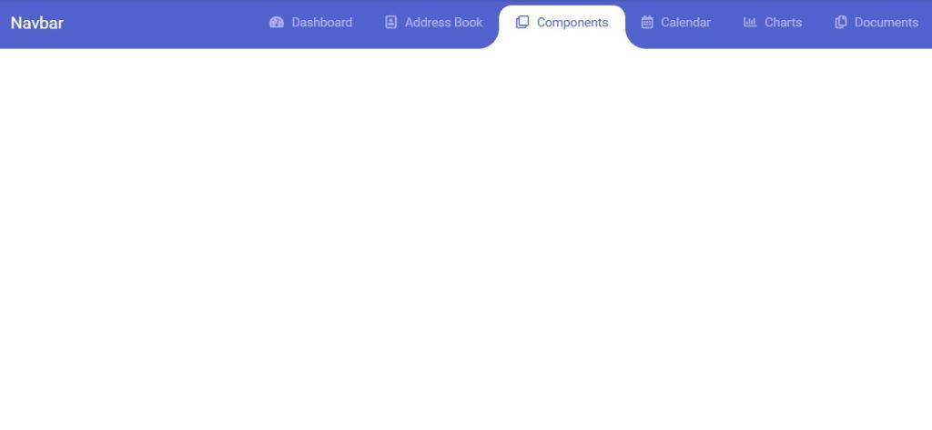 Nav bar/navigation menu HTML CSS Bootstrap