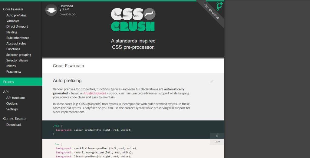 css crush