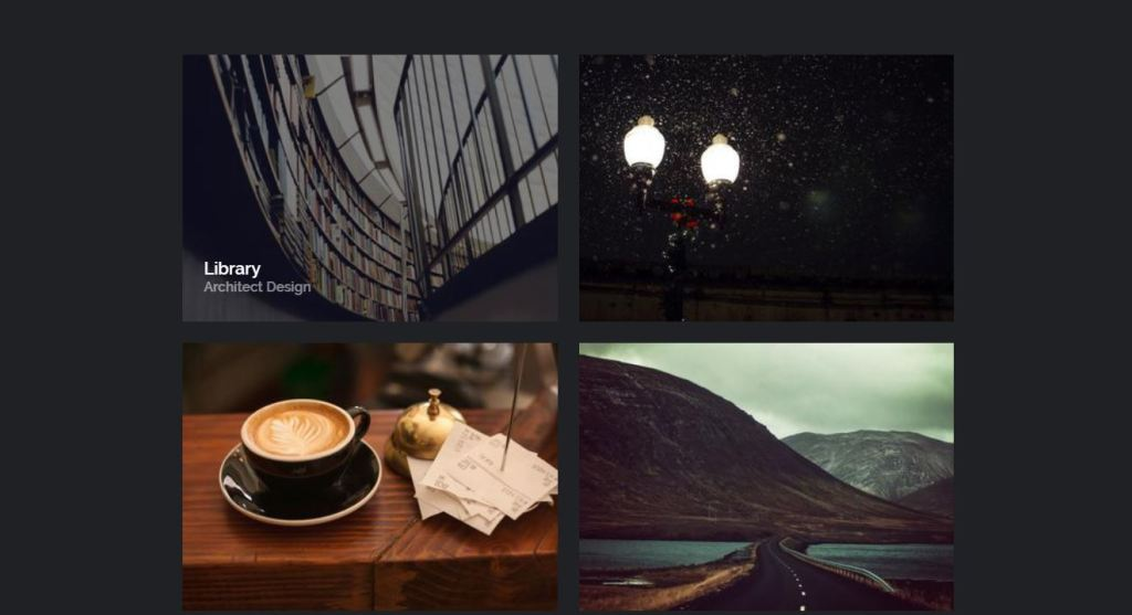 HTML and CSS Gallery