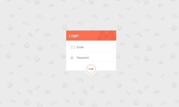 12+ jQuery Login Forms Example