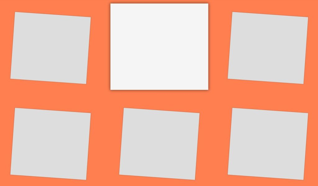 fancy css image/photo gallery