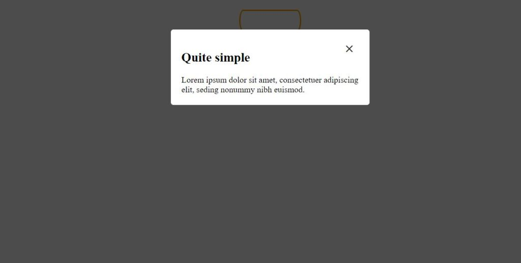 modal css button examples css without javascript