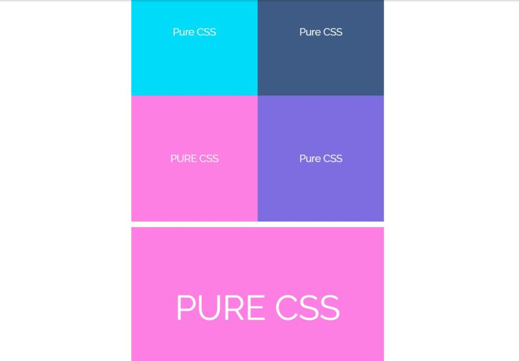 open and close css image/photo gallery