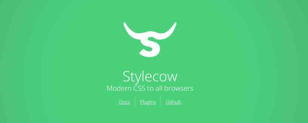 CSS Parsers Stylecow