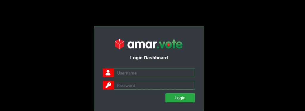 Bootstrap 4 login form