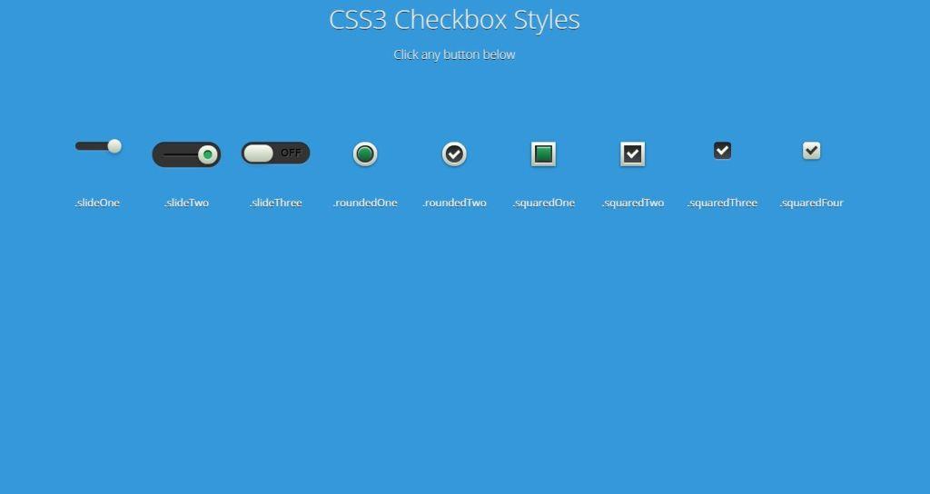 CSS3 Bootstrap 4 checkbox