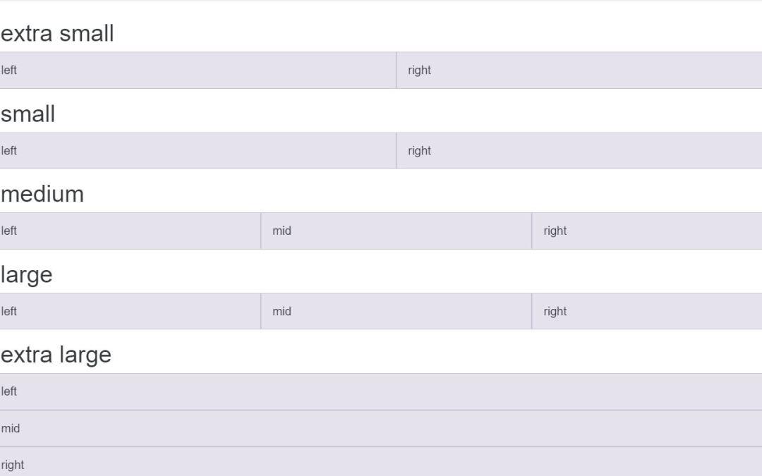 13+ Bootstrap Flexbox Code Examples