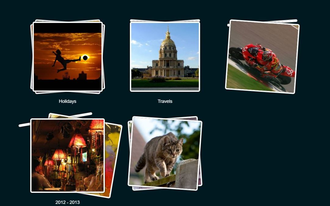 25+ Bootstrap Image Gallery Examples
