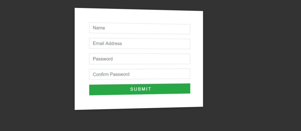 Registration Animated