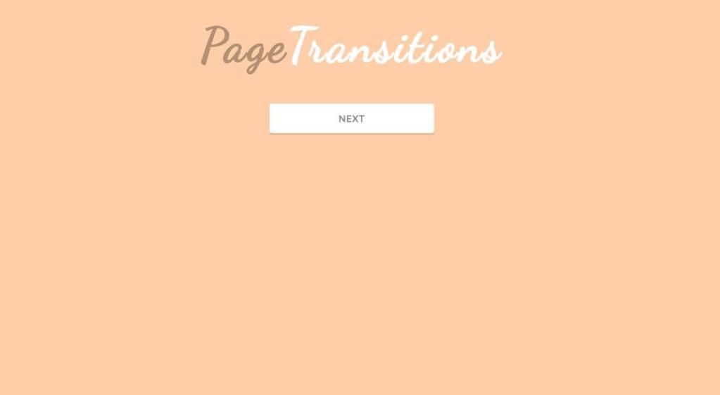 Full Width Transitions