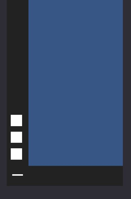 Bounce JavaScript mobile Nav menu example