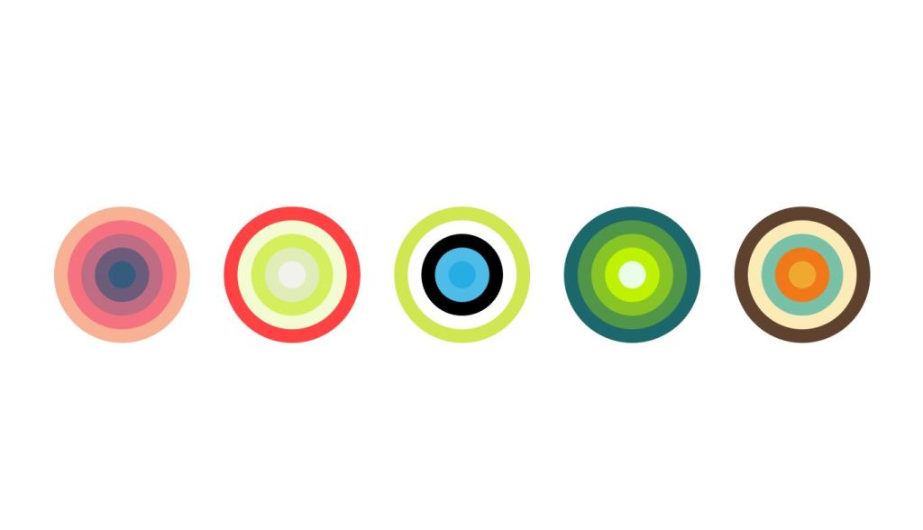 ColorPalette Circles