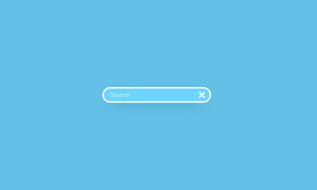 JS Expanding Input SearchBar