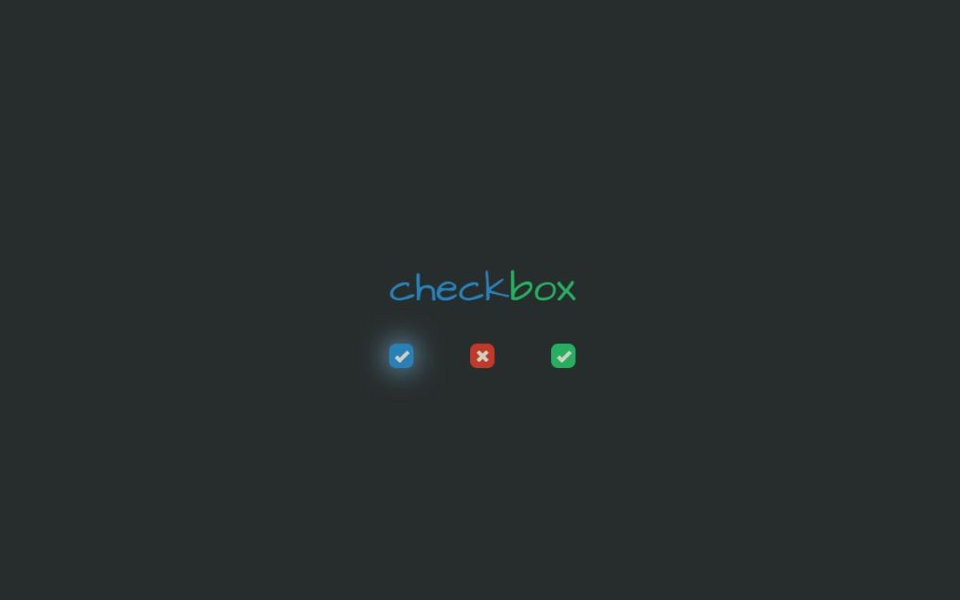 20+ JavaScript Checkbox Design Examples