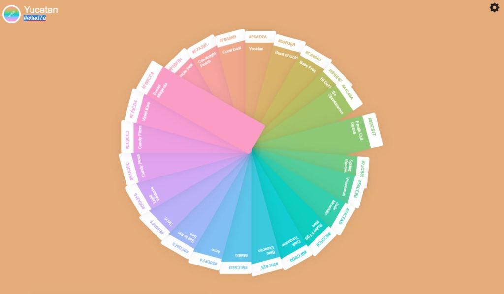 Color Fan Animation