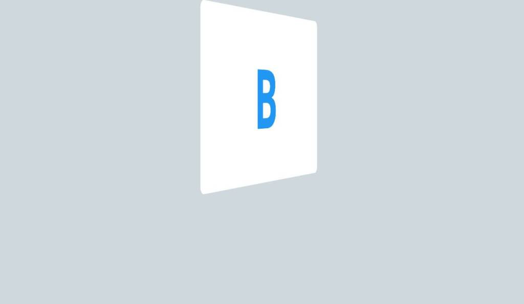 JavaScript Flip Card