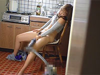 掃除機オナニーにハマってしまったギャル妻