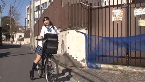 暫く自転車に乗っているとアソコに異変が