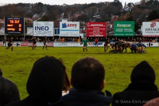 Rugby is enormously popular in this part of France, much more so than football, especially since the débacle at the football world cup in 2010.