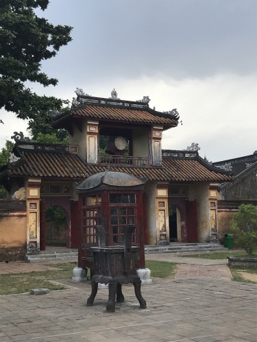 A temple in Hue Citadel