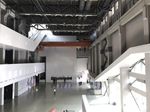 Power Station of Art TeamLab:Borderless, Art in Shanghai: The Power Station of Art and TeamLab:Borderless