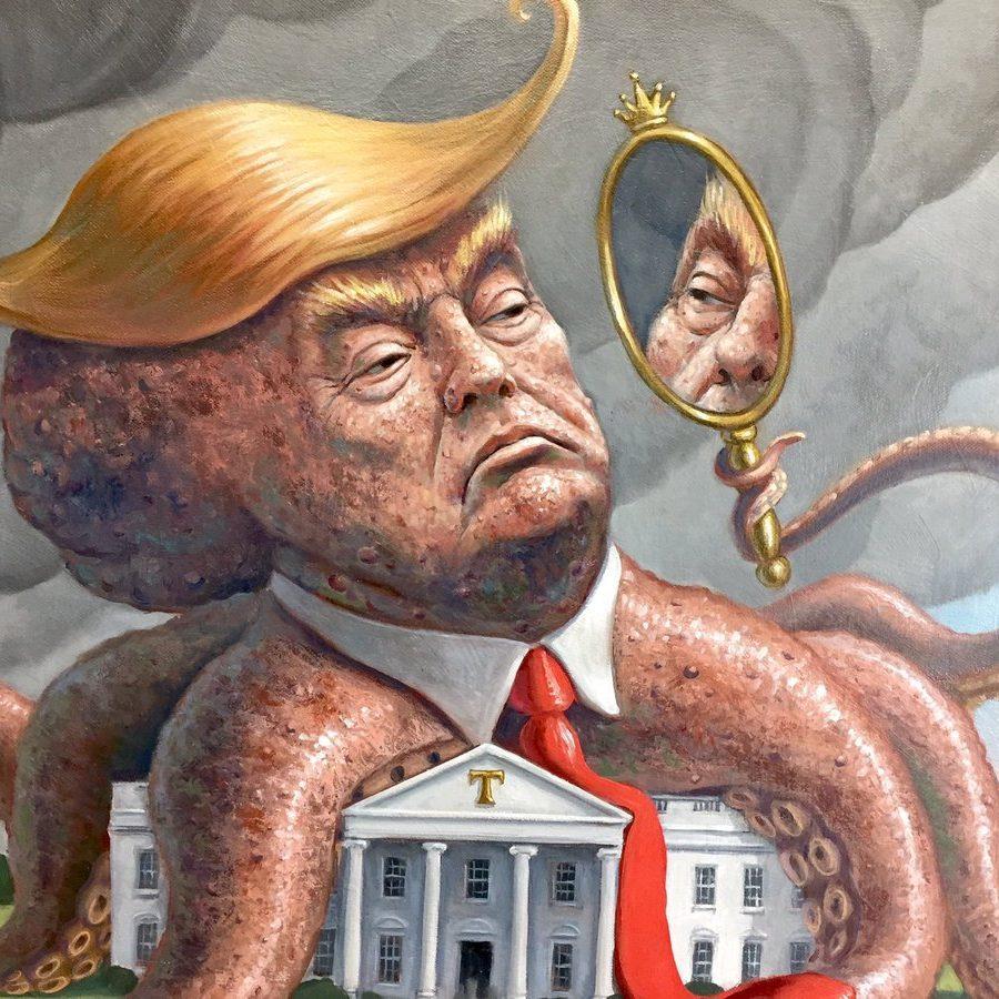The Nightmare, etc.: Satirical Political Works by Mark Bryan