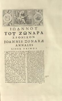 Image result for ioannes zonaras