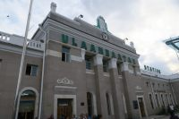 Gare de Oulan-Bator