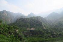 Les montagnes avant Pékin