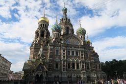 Photo de la Cathédrale Saint-Sauveur-sur-le-sang-versé, à Saint Petersbourg