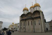 A l'intérieur du Kremlin