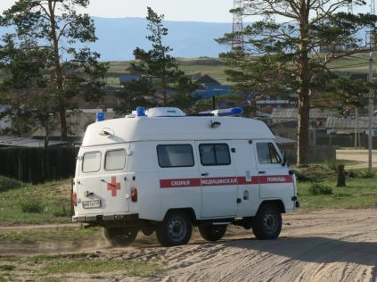 Ambulance locale