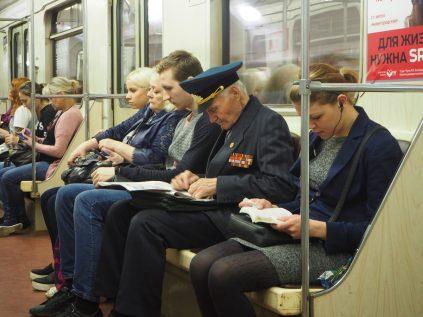 Un Général dans le métro?