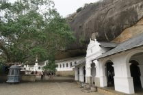 Caves de Dambulla (Gold temple)