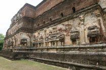 Détail du temple Thuparama