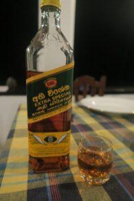 L'Arrack, alcool national