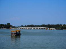 Palais d'été, pont aux 17 arches
