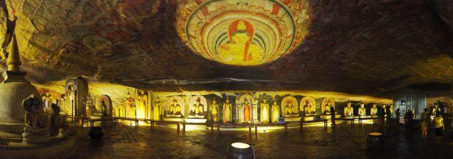 Gold Temple Dambulla