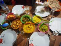 Rice and Curry dans la guesthouse à Dambulla