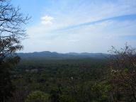 Vue depuis le rocher de Pirudangala