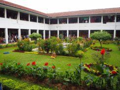Marché de Kandy sur deux étages