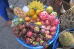 Fruits du marché à Ubud