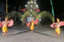 Danseuses lors d'un spectacle de danse Lelong