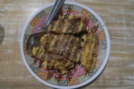 Banana fritters ou Pisang Goreng