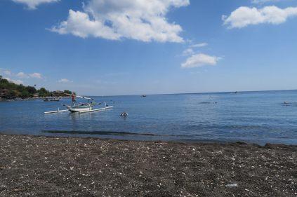 Une des plages d'Amed