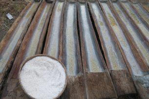 Production locale de sel