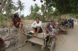Chauffeurs de charrettes