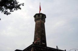 La tour de la Cité impériale de Thang Long à Hanoï