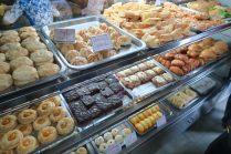 Etalage de sucreries birmanes
